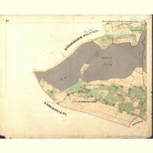 Rosenhain - c6598-1-006 - Kaiserpflichtexemplar der Landkarten des stabilen Katasters