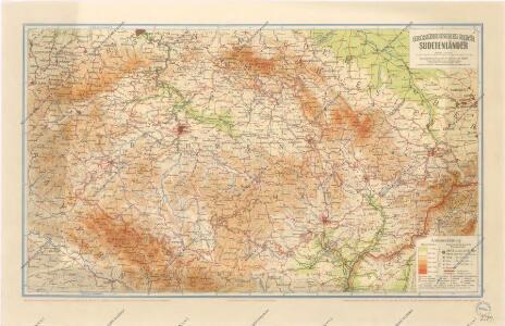 Grossdeutsches Reich Sudetenländer