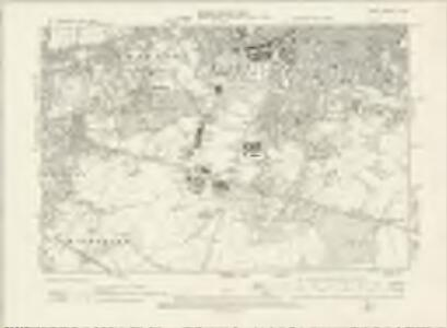 Kent II.SW - OS Six-Inch Map