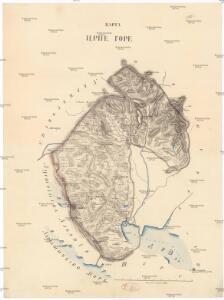 Karta Črne Gore