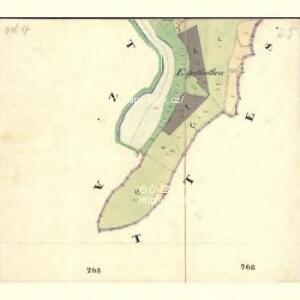 Pohlen - c7178-1-008 - Kaiserpflichtexemplar der Landkarten des stabilen Katasters