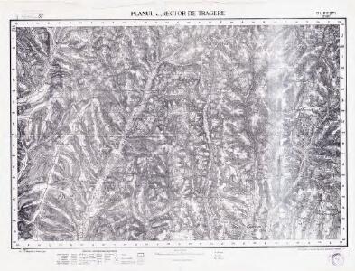 Lambert-Cholesky sheet 2160 (Dubeşti)
