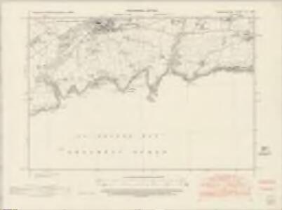 Pembrokeshire XX.NE - OS Six-Inch Map