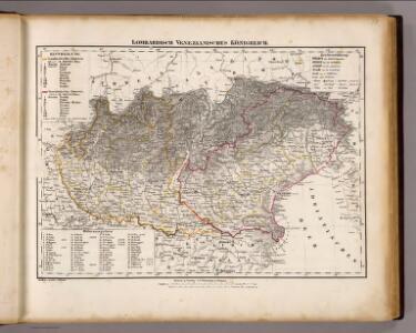 Lombardisch Venezianisches Konigreich.