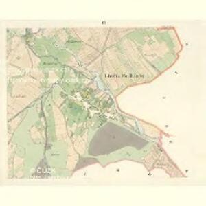 Lhottapodhrady - m2317-1-003 - Kaiserpflichtexemplar der Landkarten des stabilen Katasters