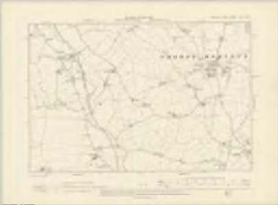 Suffolk LXIV.NW - OS Six-Inch Map