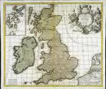 Regnorum Magnæ Britanniæ, sive Angliæ Scotiæ[que] nec non Hiberniæ nuperrima delineatio