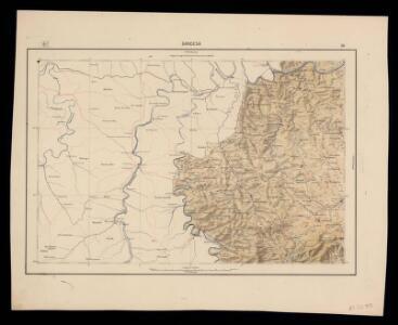 Mapa Geogràfic de Catalunya 1:100 000