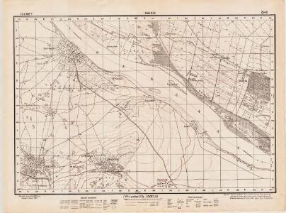 Lambert-Cholesky sheet 2540 (Salcia)