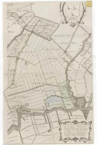 Het Hooge Heemraedt schap van Schielandt ...: kaart ... gemaekt ... in den jare 1651, 1652 en 1653