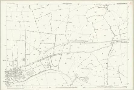 Oxfordshire IX.9 (includes: Hook Norton; Wigginton) - 25 Inch Map