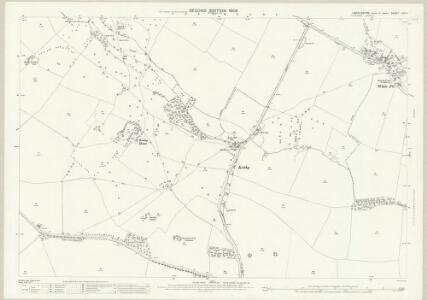 Lincolnshire LXV.11 (includes: South Ormesby cum Ketsby; Swaby; Walmsgate) - 25 Inch Map