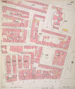Insurance Plan of London Vol. VI: sheet 147
