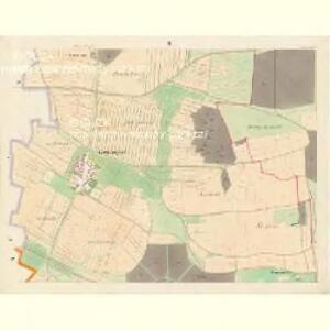 Gross Zablath - c9005-1-002 - Kaiserpflichtexemplar der Landkarten des stabilen Katasters
