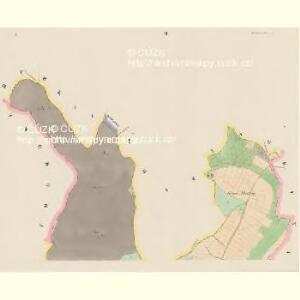 Radlowitz (Radimowic) - c6351-1-001 - Kaiserpflichtexemplar der Landkarten des stabilen Katasters