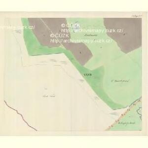 Göding (Hodonin) - m0741-1-023 - Kaiserpflichtexemplar der Landkarten des stabilen Katasters