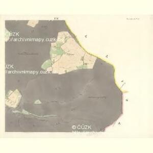 Reinochowitz - m2544-1-007 - Kaiserpflichtexemplar der Landkarten des stabilen Katasters