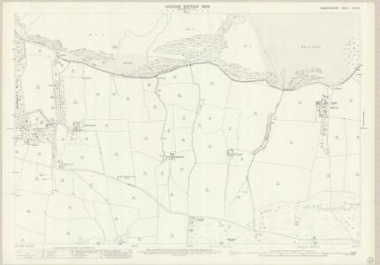 Pembrokeshire XXXIX.9 (includes: Angle; Rhoscrowdder) - 25 Inch Map