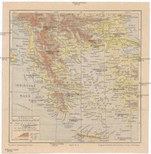 Südliche Balkanstaaten
