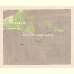 Rosshaupt - c6597-1-009 - Kaiserpflichtexemplar der Landkarten des stabilen Katasters