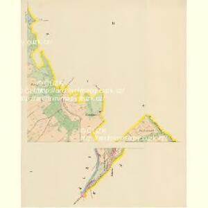 Sandau - c1416-1-001 - Kaiserpflichtexemplar der Landkarten des stabilen Katasters
