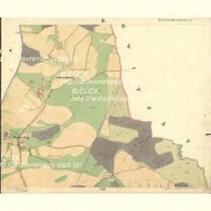 Suchenthal - c0647-2-002 - Kaiserpflichtexemplar der Landkarten des stabilen Katasters