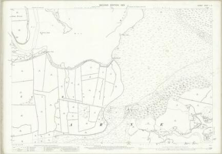 Dorset L.6 (includes: Arne; Wareham St Martin) - 25 Inch Map