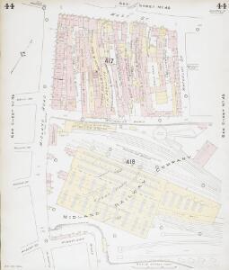 Insurance Plan of Bristol Vol II: sheet 44