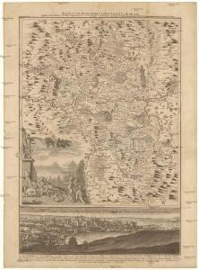 Mappa chorographica districtvs Egerani