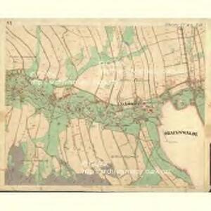 Schönau - c8462-1-007 - Kaiserpflichtexemplar der Landkarten des stabilen Katasters