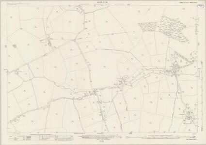Essex (New Series 1913-) n IX.9 (includes: Helion Bumpstead; Hempstead) - 25 Inch Map