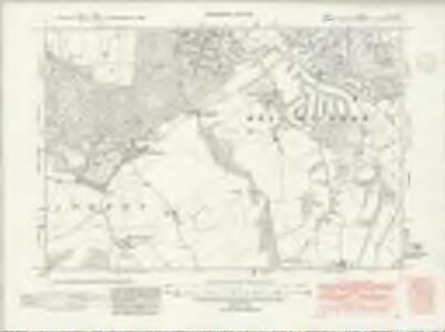 Kent XV.SE - OS Six-Inch Map