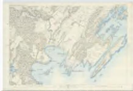 Argyll and Bute, Sheet CCXXXII.8 (Kildalton) - OS 25 Inch map