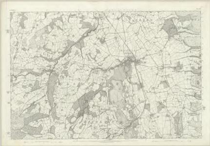 Denbighshire XIX - OS Six-Inch Map