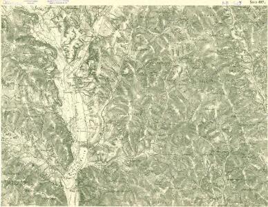 III. vojenské mapování 4367/2