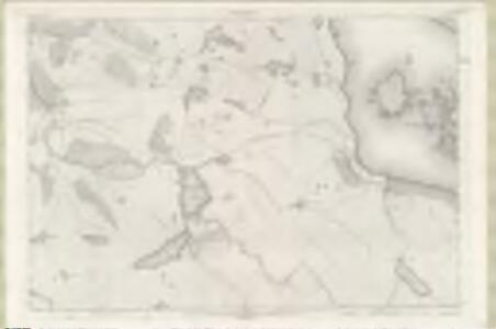 Ross and Cromarty Sheet LVII - OS 6 Inch map