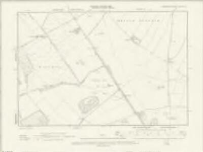 Hampshire & Isle of Wight XXXII.SE - OS Six-Inch Map