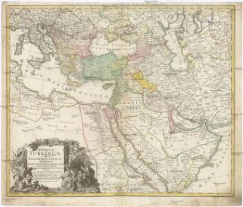 Imperium Turcicum in Europa, Asia et Africa