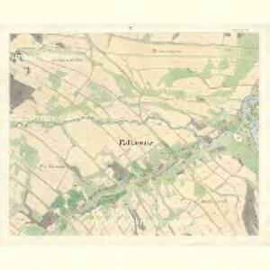 Palkowitz - m2217-1-005 - Kaiserpflichtexemplar der Landkarten des stabilen Katasters