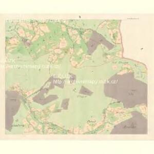 Gross Bistrzitz (Welky Bistrzice) - m3258-1-009 - Kaiserpflichtexemplar der Landkarten des stabilen Katasters