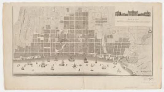 To Thomas Mifflin, governor and commander in chief of the state of Pennsylvania, this plan of the city and suburbs of Philadelphia is respectfully inscribed by the editor, 1794 : Southern Sheet