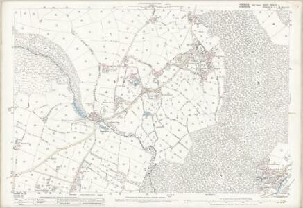 Yorkshire CCXCVIII.2 (includes: Sheffield) - 25 Inch Map