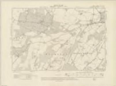 Kent XLIV.NW - OS Six-Inch Map
