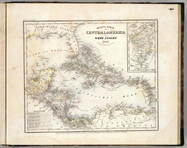 Centralamerica, West Indien.