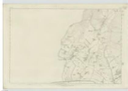 Peebles-shire, Sheet XI - OS 6 Inch map