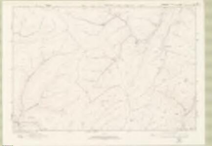 Roxburghshire Sheet n XXXIII - OS 6 Inch map