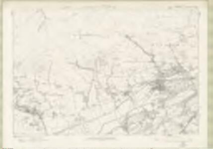 Dunbartonshire Sheet n XXVIII - OS 6 Inch map