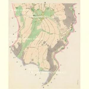 Bistrey - c0714-1-002 - Kaiserpflichtexemplar der Landkarten des stabilen Katasters