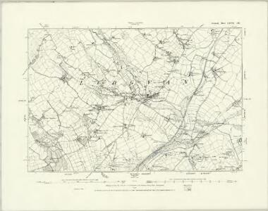 Cornwall LXVIII.SW - OS Six-Inch Map