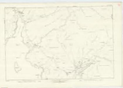 Inverness-shire (Isle of Skye), Sheet XXVIII - OS 6 Inch map